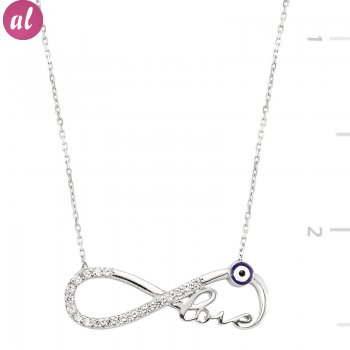 Totemic Eternity Love Necklace