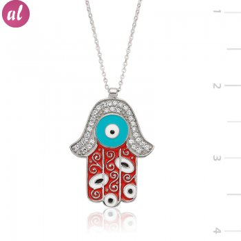 Zircon Stone Totemic Red Fatma