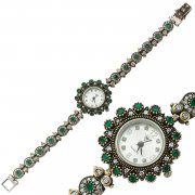 Authentic Silver Womens Watch