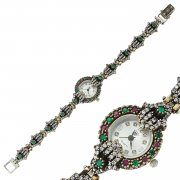 Authentic Silver Watches For Women