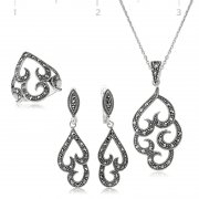 Marcasite Stone Collection