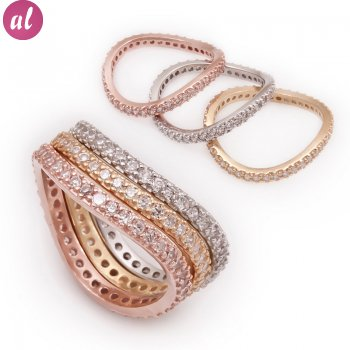 Silver Womens Ring