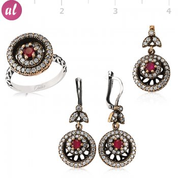 Ruby Stone Authentic Collection