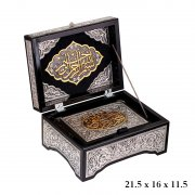 Quran Gilded Chest